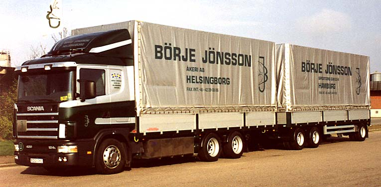Börje Jönsson Åkeri AB