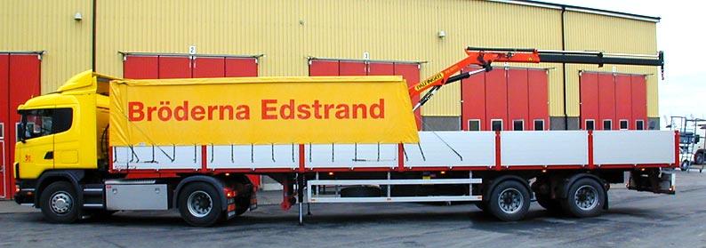 Bröderna Edstrand Transport AB