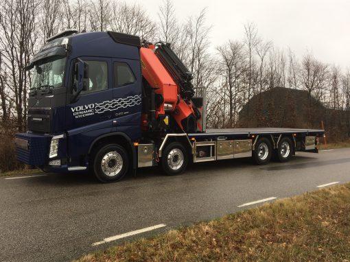 Demobodbil Volvo Sverige