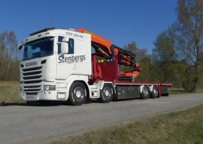 Stenbergs Lyft och Transport AB